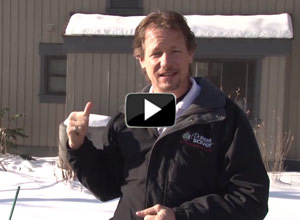 Video about our home energy audit in Illinois